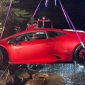Thumb for article title Lamborghini Becomes Submarine After Driver Confuses Gas, Brake Pedals