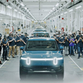 Thumb for article title Rivian expects Q3 net loss of about $1.2 billion on higher production costs for debut EV