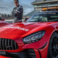 Thumb for article title Ever wondered about the F1 safety car? We talk to its driver
