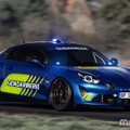 Thumb for article title French Police Orders 26 Alpine A110 Mid-Engine Sports Cars