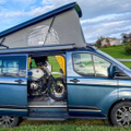 Thumb for article title New Ford Transit Camper Van Packs A Lot Into Its Small Space