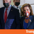 Thumb for article title Pelosi Says Deal 'Very Possible' After Meeting With Biden